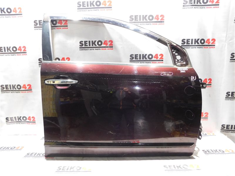 Дверь боковая Toyota Premio ZRT261 передняя правая (б/у)
