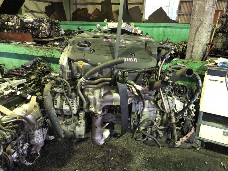 Двигатель Nissan Cefiro A33 VQ20DE (б/у)