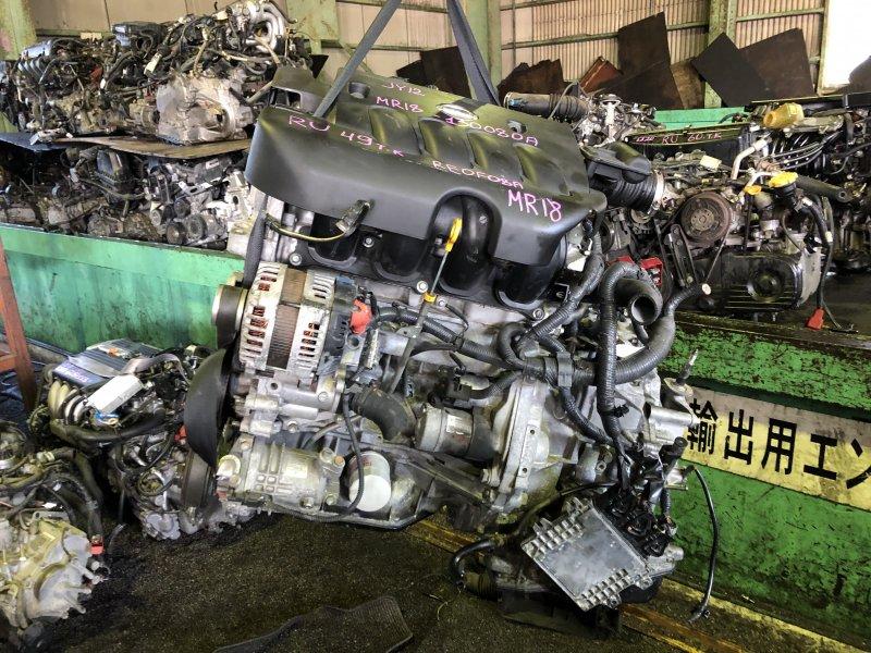 Двигатель Nissan Wingroad JY12 MR18DE (б/у)