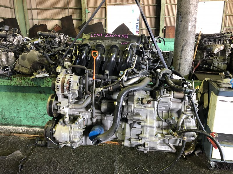 Акпп Honda Fit GD1 L13A (б/у)