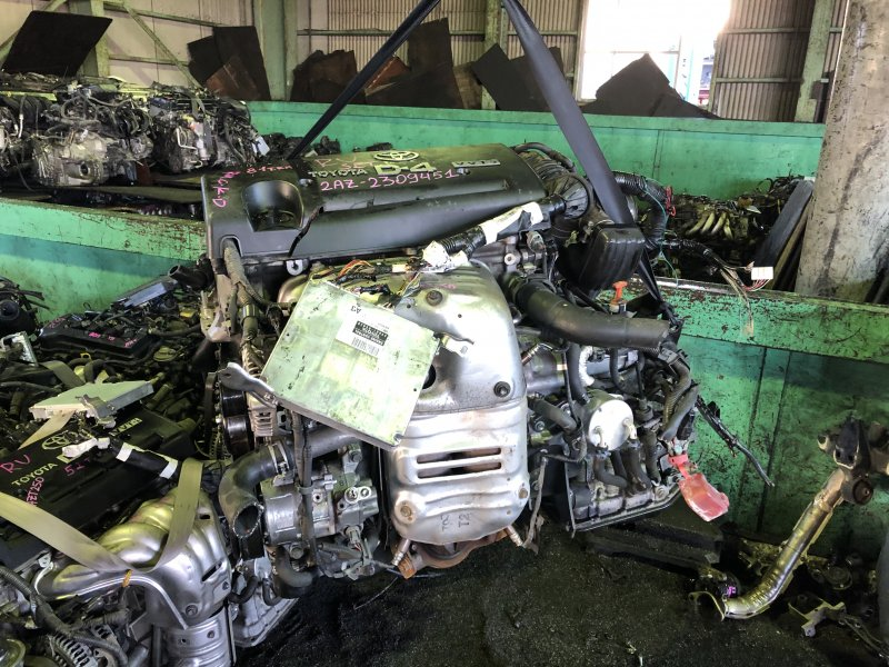 Дроссельная заслонка Toyota Avensis AZT251 2AZ-FSE (б/у)