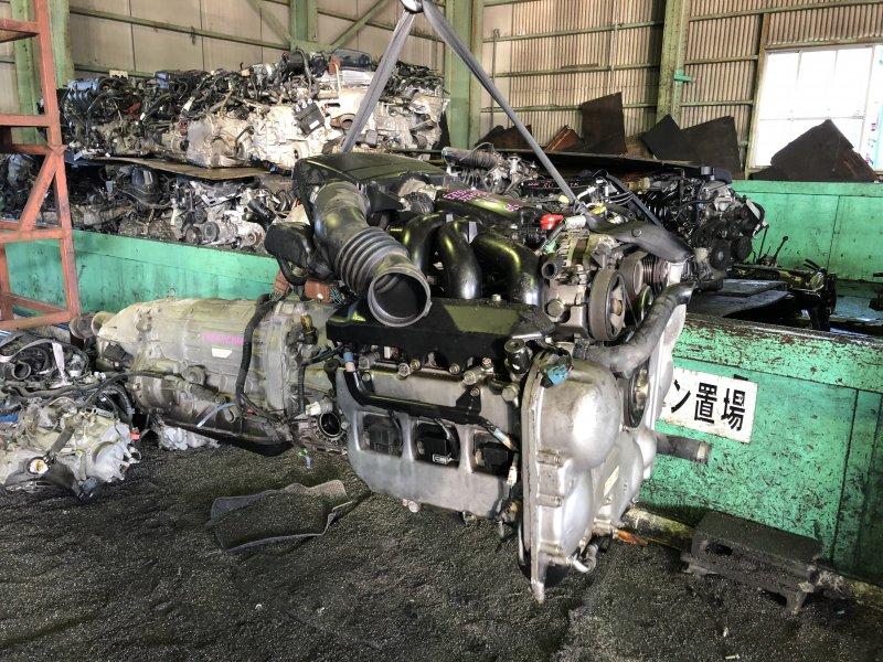 Дроссельная заслонка Subaru Legacy B4 BLE EZ30D (б/у)