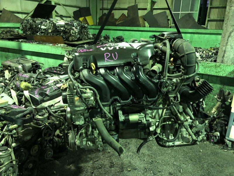 Корпус воздушного фильтра Toyota Porte NNP11 1NZ-FE (б/у)