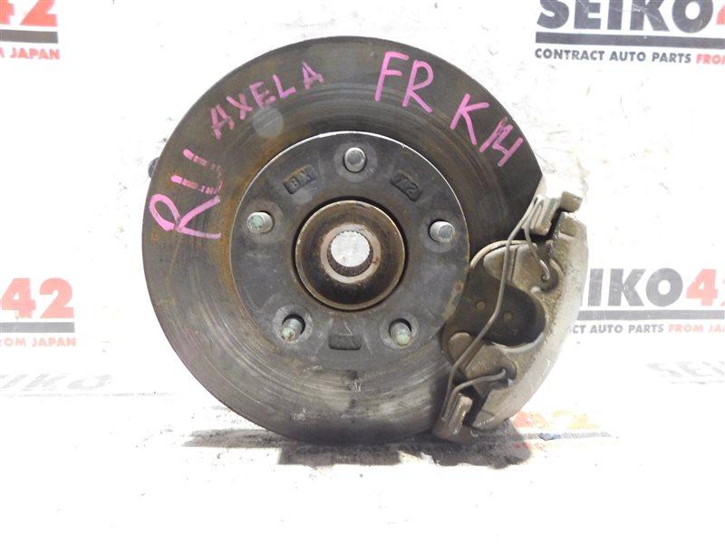 Ступица Mazda Axela BK5P передняя правая (б/у)