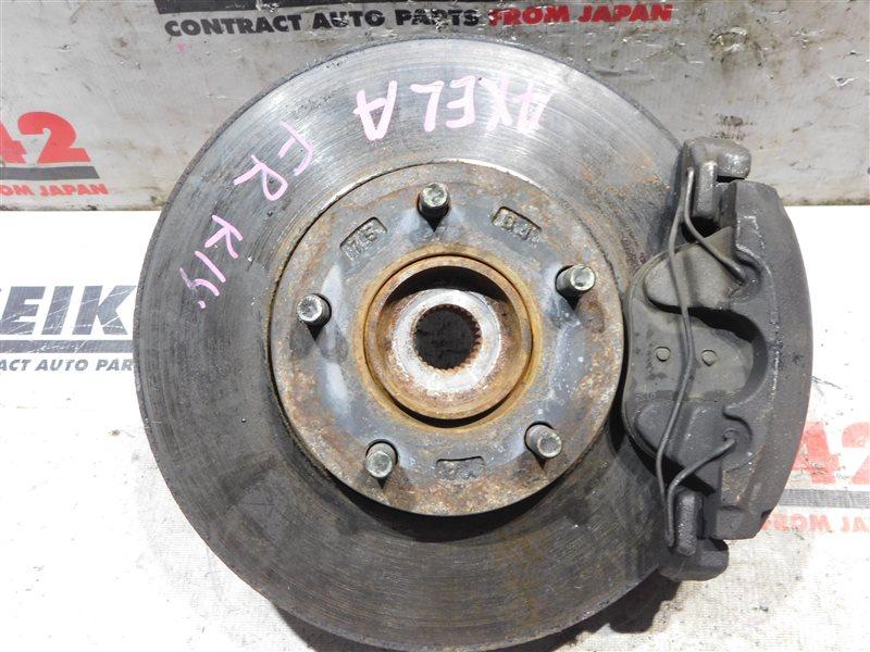 Диск тормозной Mazda Axela BK5P передний правый (б/у)