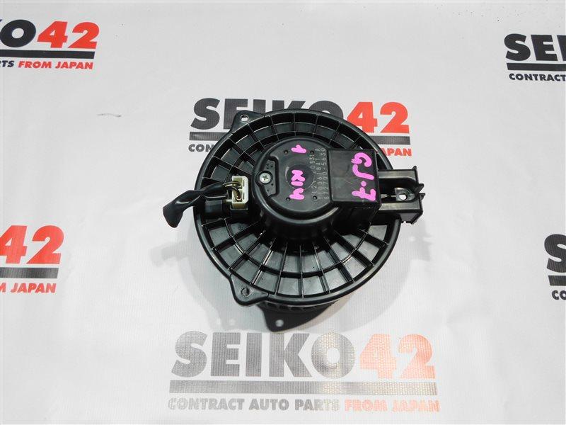 Мотор печки Subaru Impreza GJ7 (б/у)