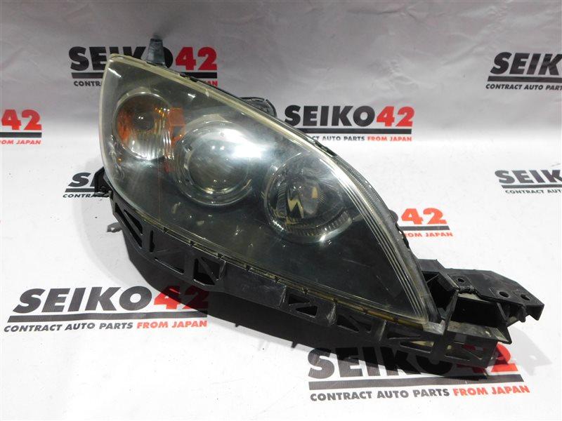 Фара Mazda Axela BK3P передняя правая (б/у)