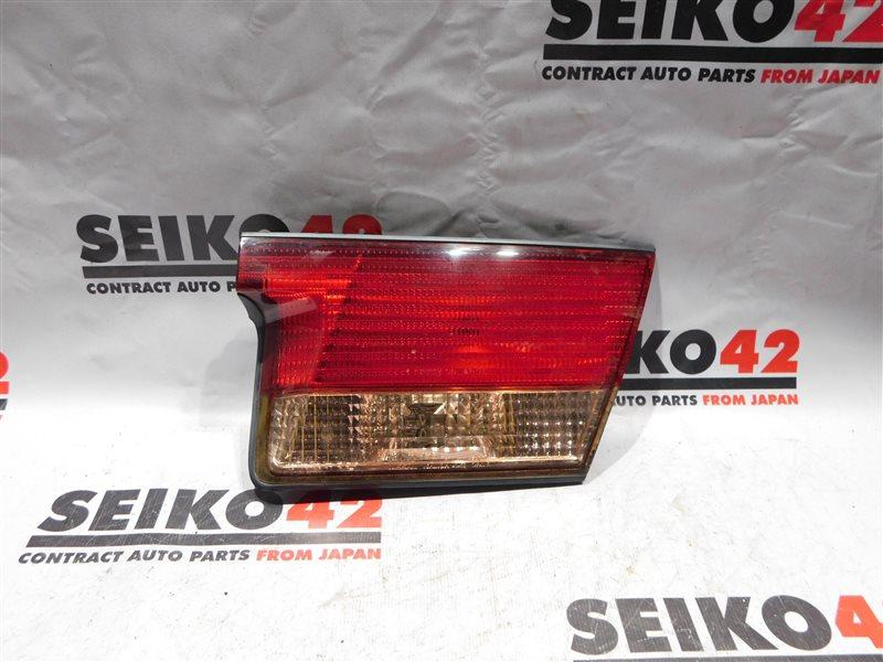 Вставка багажника Nissan Sunny FB15 2 модель задняя правая (б/у)