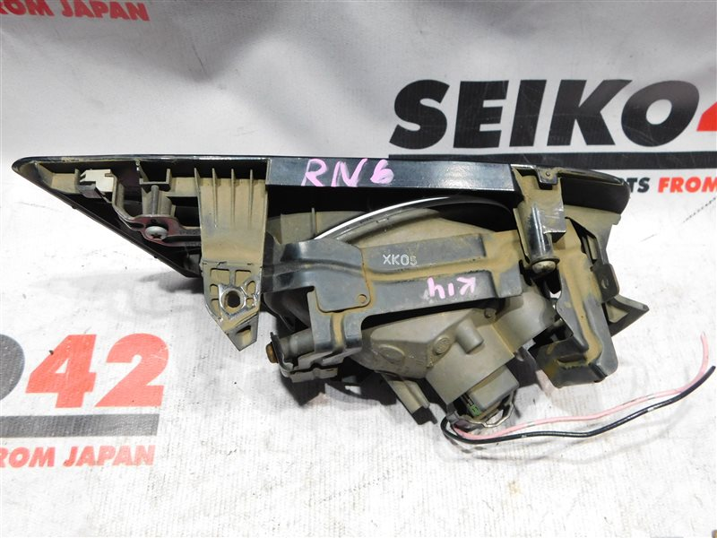 Туманка Honda Stream RN6 передняя левая (б/у)