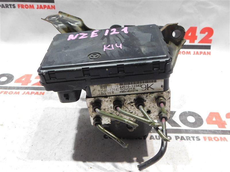 Блок abs Toyota Corolla Spacio NZE121 (б/у)