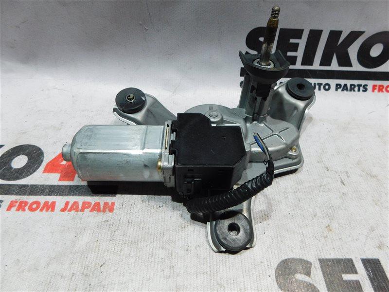 Мотор стеклоочистителя Toyota Kluger V ACU20W задний (б/у)