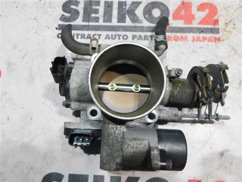 Дроссельная заслонка Subaru Forester SG5 EJ202 (б/у)