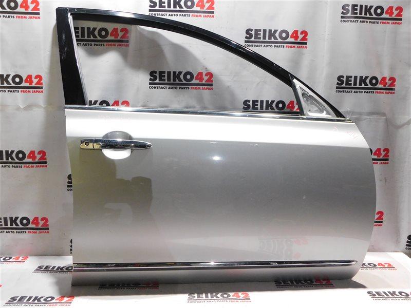 Дверь боковая Nissan Teana J32 передняя правая (б/у)