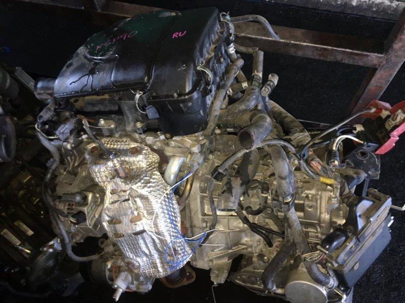 Двигатель Toyota Vitz KSP90 1KR-FE (б/у)