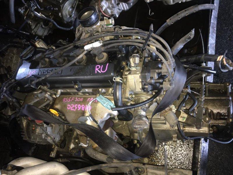 Двигатель Nissan March K11 CG10DE 2 модель (б/у)
