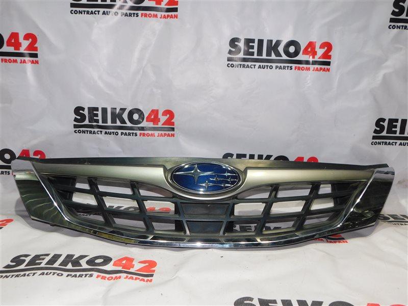 Решетка радиатора Subaru Impreza GH2 (б/у)