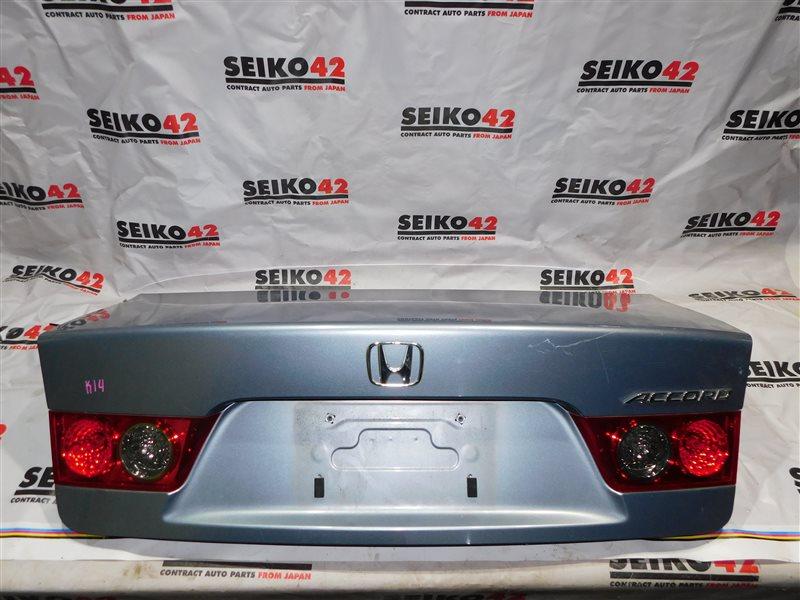 Крышка багажника Honda Accord CL7 2 модель (б/у)