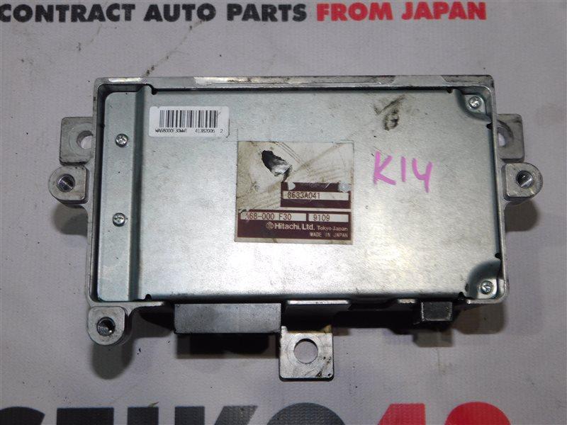 Блок управления рулевой рейкой Mitsubishi Colt Z23A (б/у)