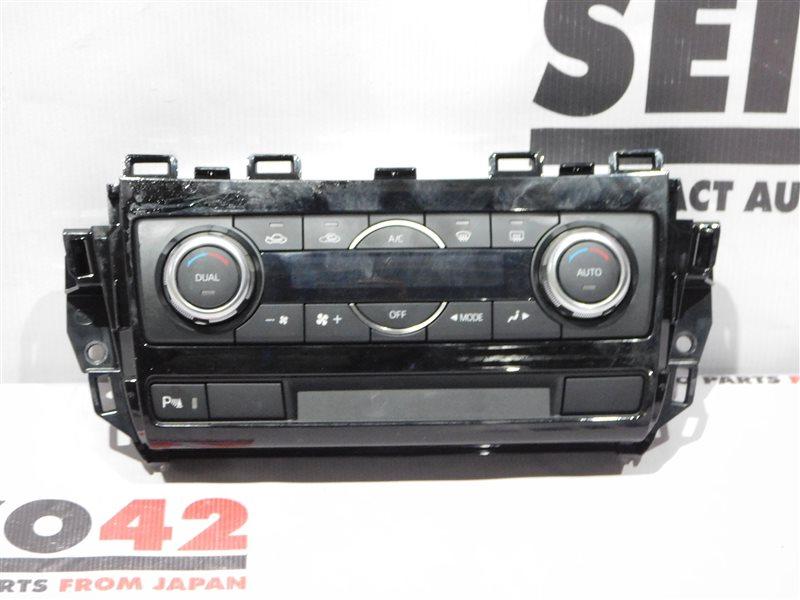 Блок управления климат контролем Mazda Cx-5 KE2FW 2 модель (б/у)