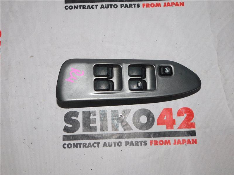 Блок управления стеклоподъемниками Mitsubishi Lancer Cedia Wagon CS5W передний правый (б/у)