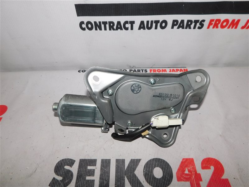 Мотор стеклоочистителя Toyota Passo KGC10 задний (б/у)
