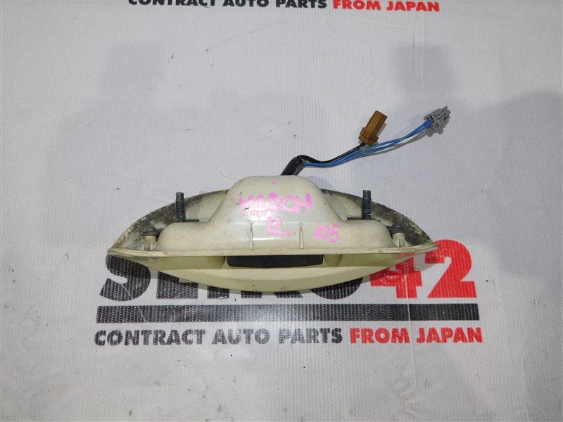 Ручка двери внешняя Nissan March AK12 задняя (б/у)