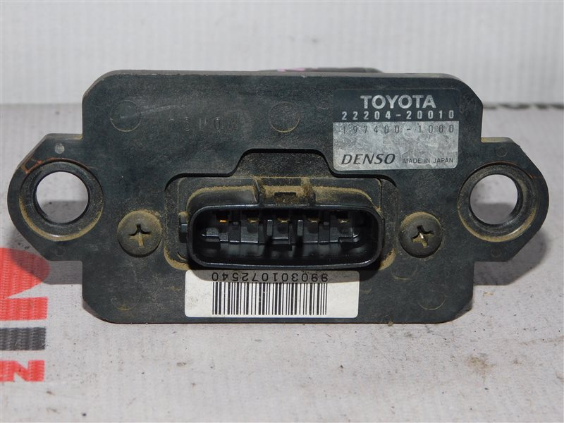 Датчик расхода воздуха Toyota Camry Gracia MCV21 2MZ-FE (б/у)