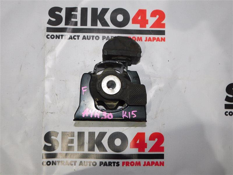 Подушка двигателя Toyota Alphard AYH30W 2AR-FXE передняя (б/у)