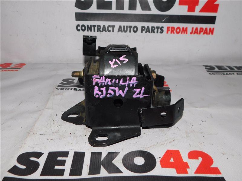 Подушка двигателя Mazda Familia BJ5W ZL-DE передняя левая (б/у)