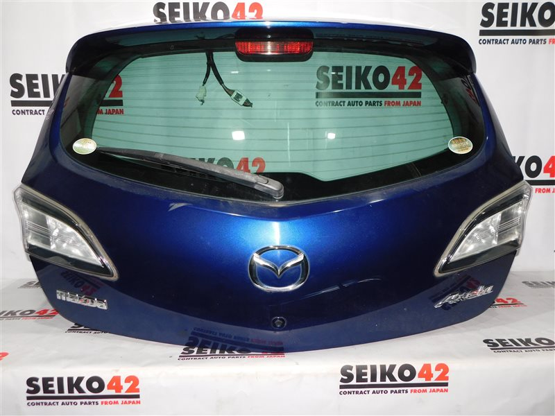 Дверь багажника Mazda Axela BLEFW (б/у)