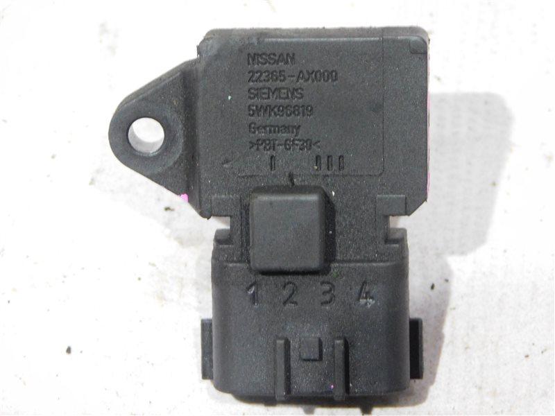 Датчик расхода воздуха Nissan March AK12 CR12DE (б/у)