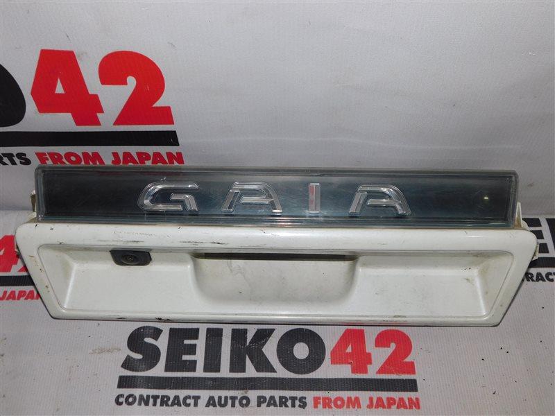 Вставка багажника Toyota Gaia ACM10 2 модель задняя (б/у)