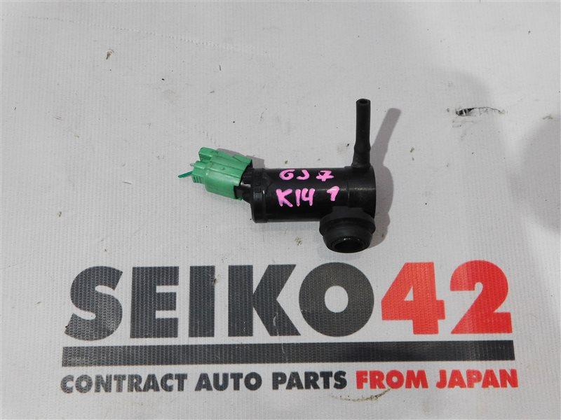 Мотор омывателя Subaru Impreza GJ7 (б/у)