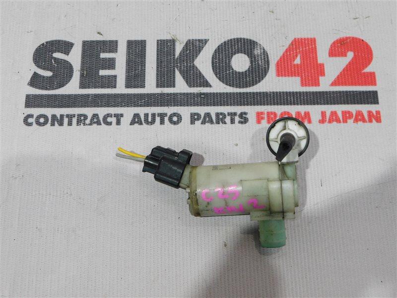 Мотор омывателя Nissan Serena C25 (б/у)