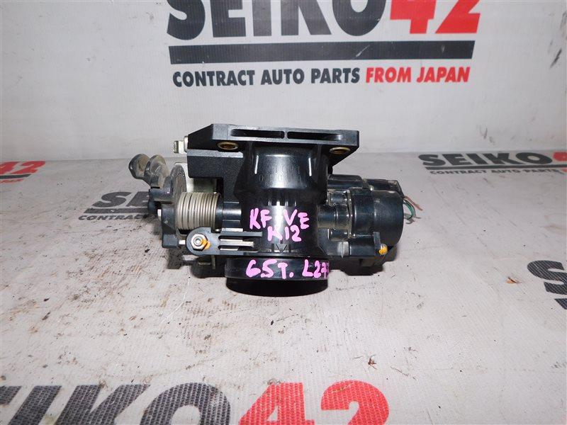 Дроссельная заслонка Daihatsu Mira L275S KF-VE (б/у)