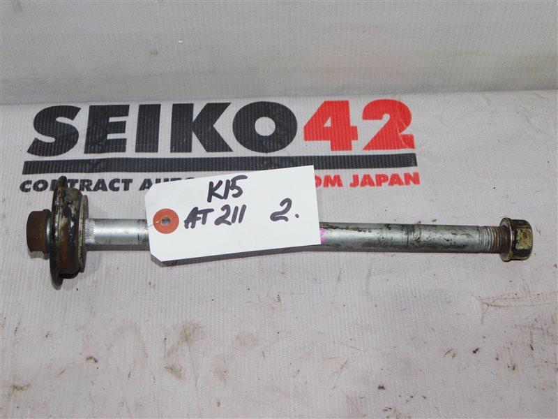 Болт подвески Toyota Carina AT211 7A-FE задний (б/у)