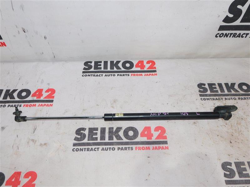 Амортизатор двери багажника Toyota Probox NCP51 задний левый (б/у)