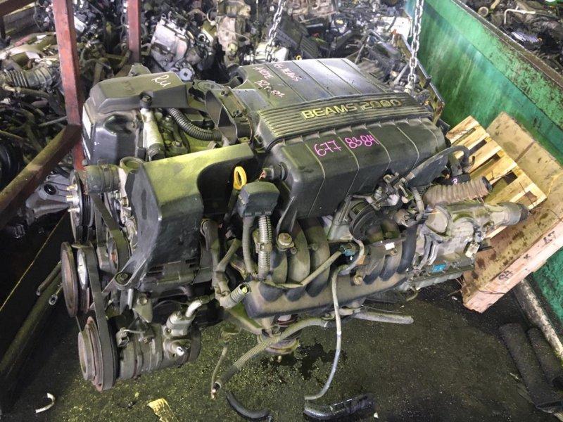 Подушка двигателя Toyota Mark Ii GX100 1G-FE задняя (б/у)