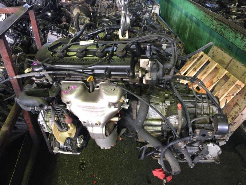 Высоковольтные провода Nissan Sunny FB14 GA15DE (б/у)