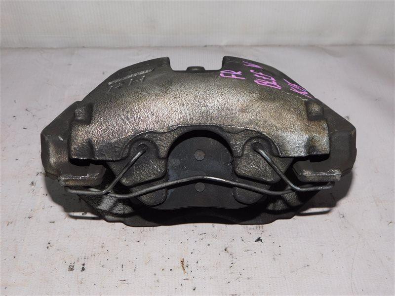 Суппорт Mazda Axela BLEFW передний правый (б/у)