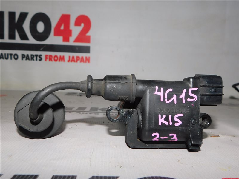 Катушка зажигания Mitsubishi Lancer Cedia CS2V 4G15 (б/у)