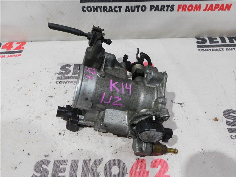 Дроссельная заслонка Toyota Mark Ii JZX100 1JZ-GE (б/у)