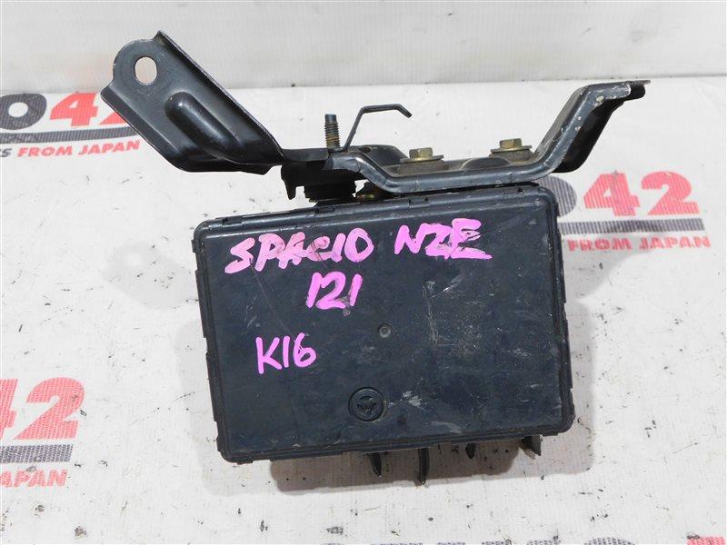 Блок abs Toyota Corolla Spacio NZE121N 1NZ-FE (б/у)