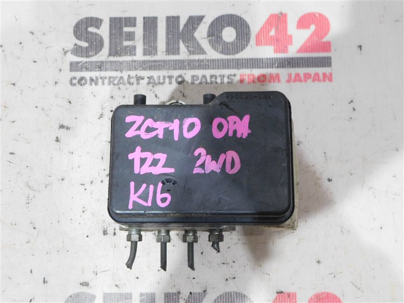 Блок abs Toyota Opa ZCT10 1ZZ-FE (б/у)