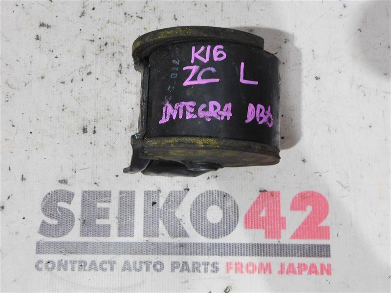 Подушка двигателя Honda Integra DB6 ZC передняя левая (б/у)