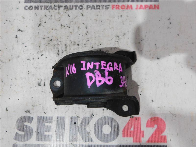 Подушка двигателя Honda Integra DB6 ZC задняя (б/у)