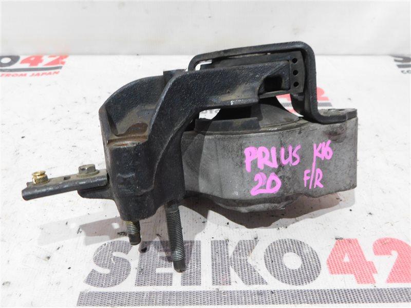Подушка двигателя Toyota Prius NHW20 1NZ-FXE передняя правая (б/у)