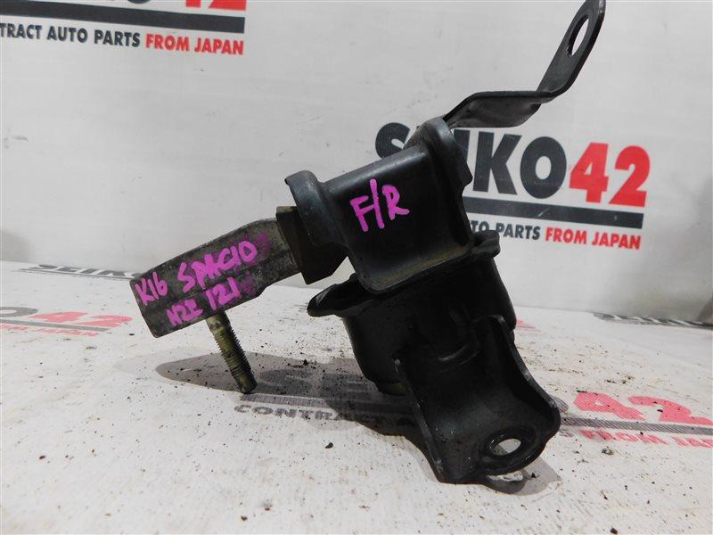 Подушка двигателя Toyota Corolla Spacio NZE121N 1NZ-FE передняя правая (б/у)