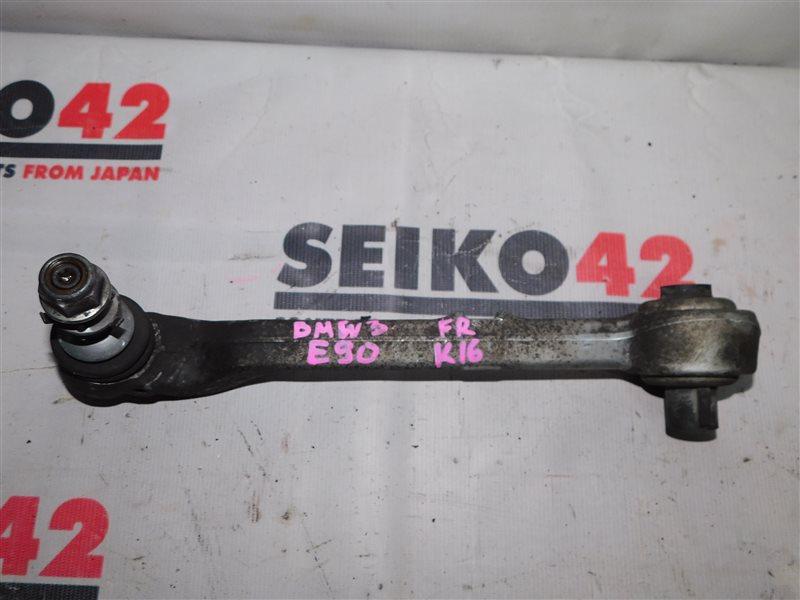 Рычаг подвески Bmw 3-Series E90 N46B20 передний правый нижний (б/у)