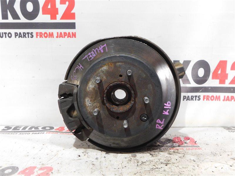 Диск тормозной Nissan Laurel HC35 задний правый (б/у)